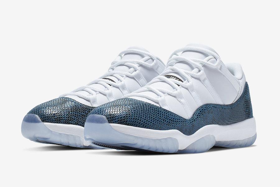 Official Look At The Air Jordan 11 Low