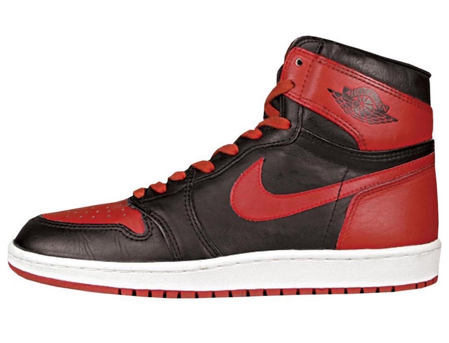 Air Jordan Red Shoes