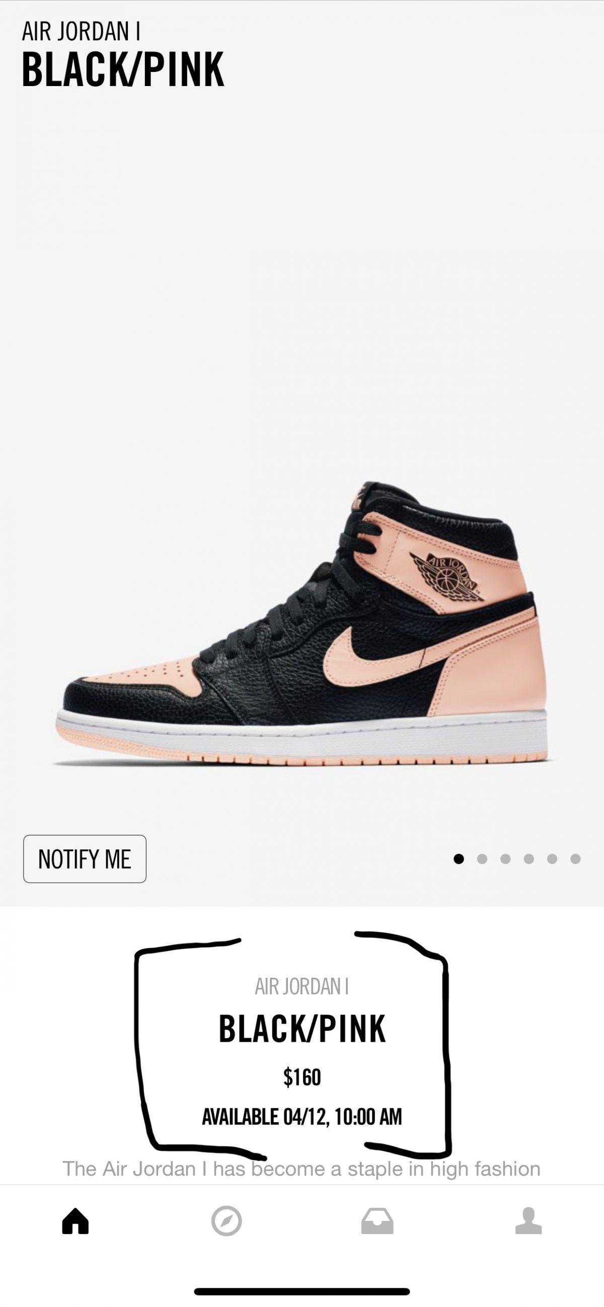 Nike Air Jordan Boys Shoes