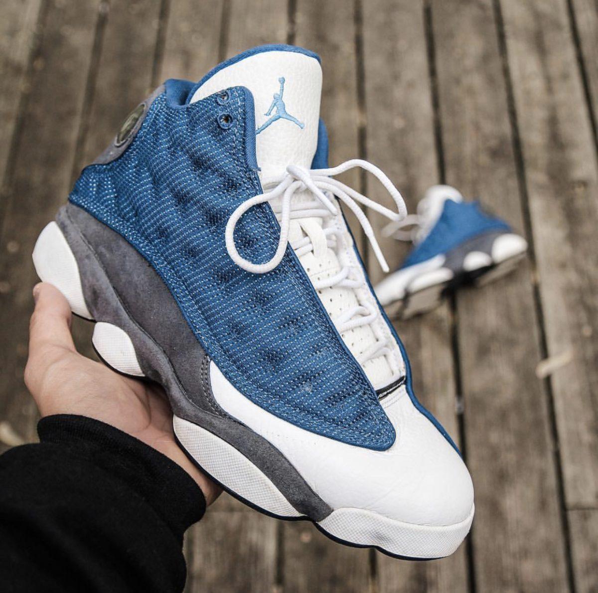 Air Jordan Shoes 13 Flint