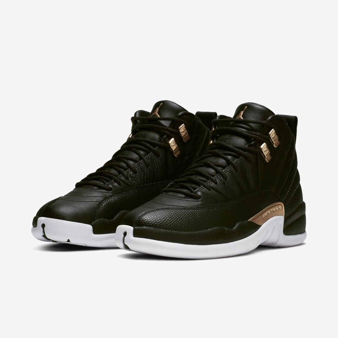 newest feaa0 5374f Official Look at the WMNS Air Jordan 12 Reptile
