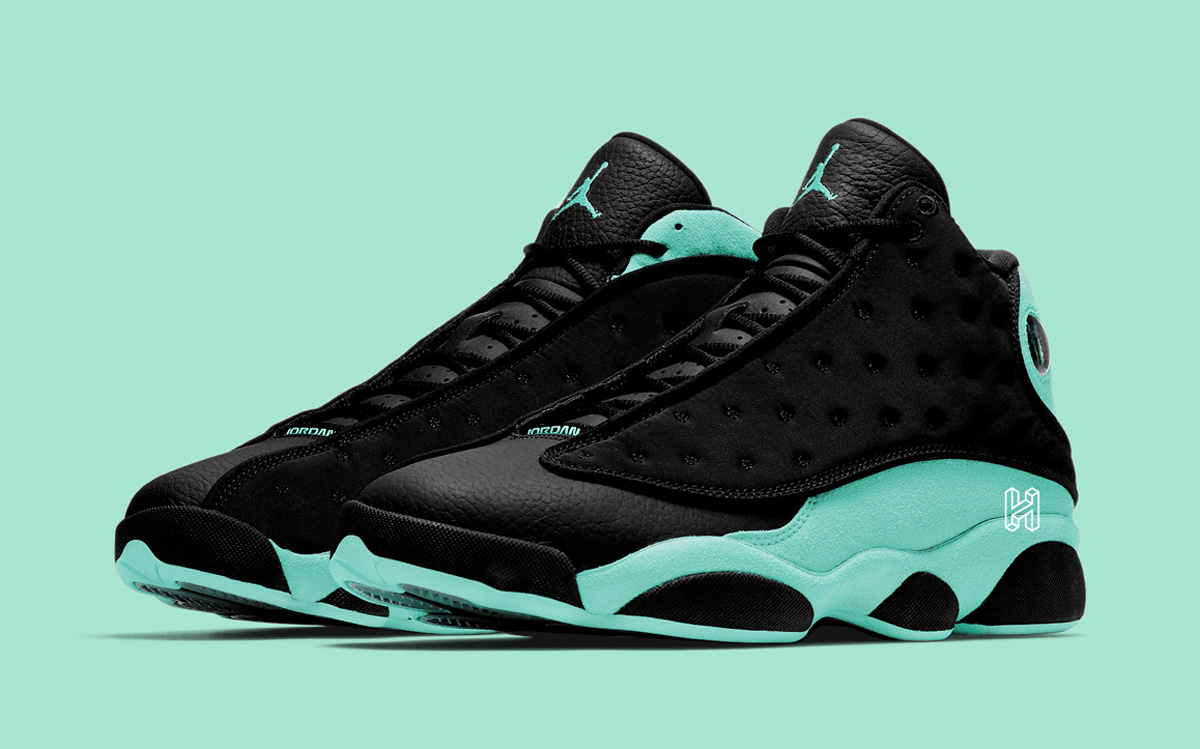 "online store ec6bf 6b482 Air Jordan 13 ""Island Green"" Releasing in November"