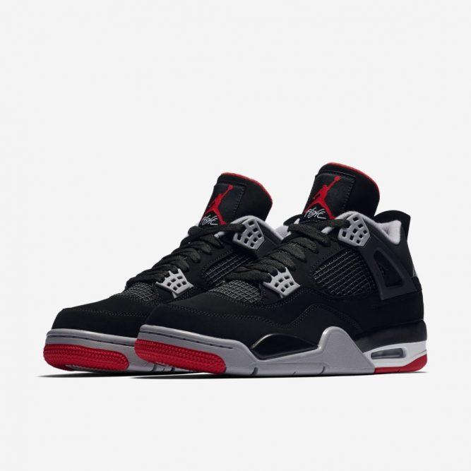 Nike Air Jordan Black Shoes
