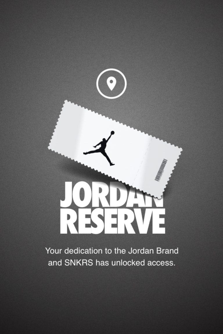 Jordan Reserve