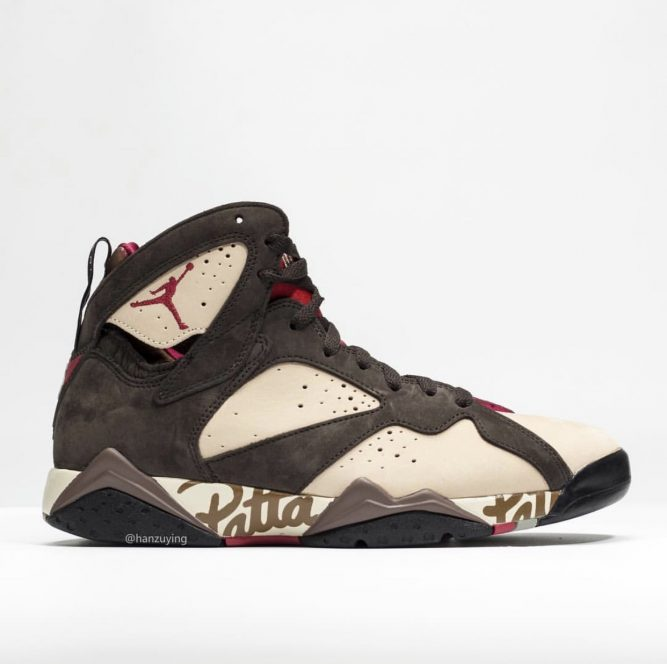 Patta Shoes Images