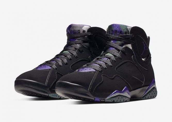 Air Jordan 7 Ray Allen 304775 053 Release Date Price 4
