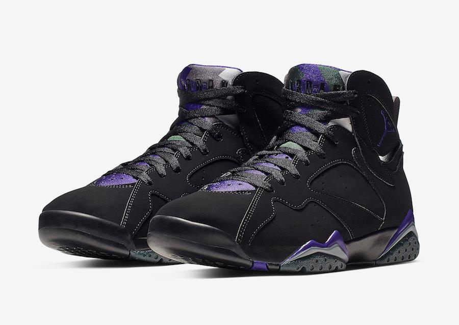 """Air Jordan 7 """"Bucks"""""""