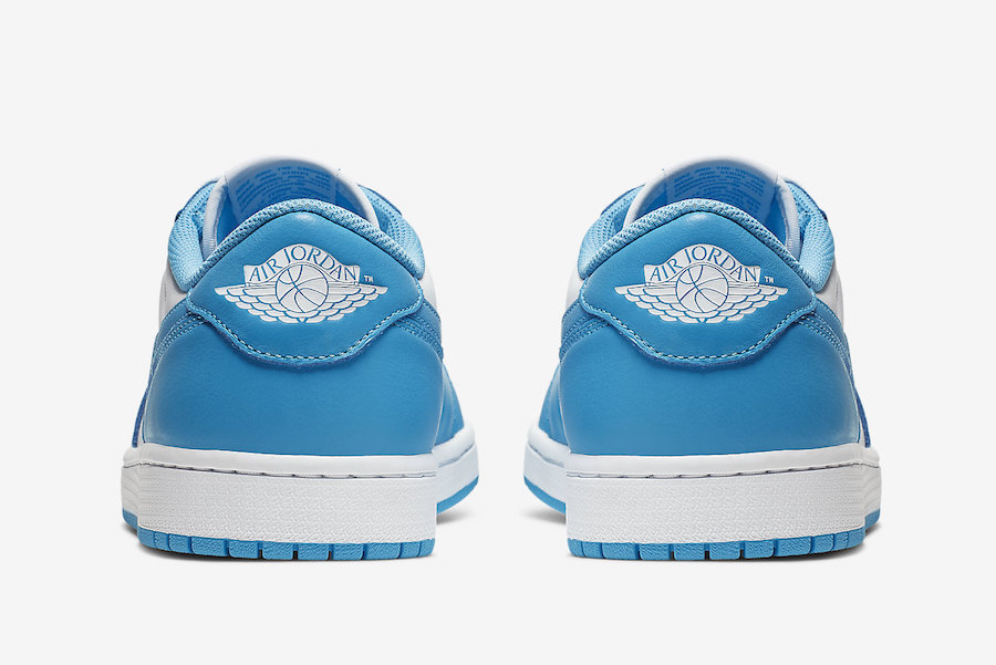 Nike SB x Air Jordan 1 Low 'UNC' Has A New Release Date