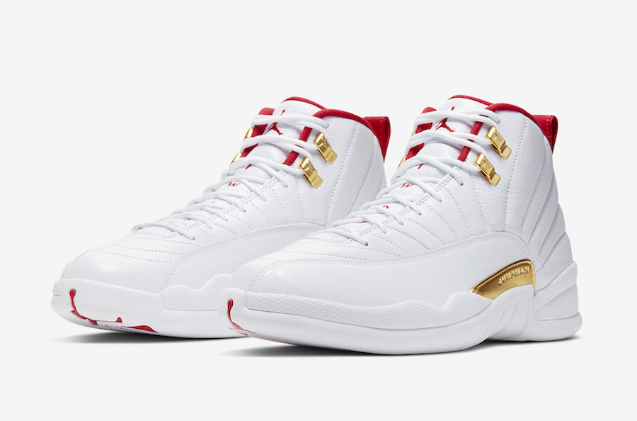 factory price 2aa9a 0bdff Buy Air Jordan 12 Retro 'FIBA' Released On August | DailySole