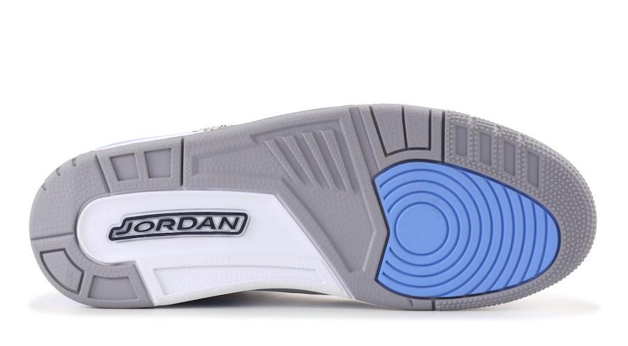 Jordan 3 UNC