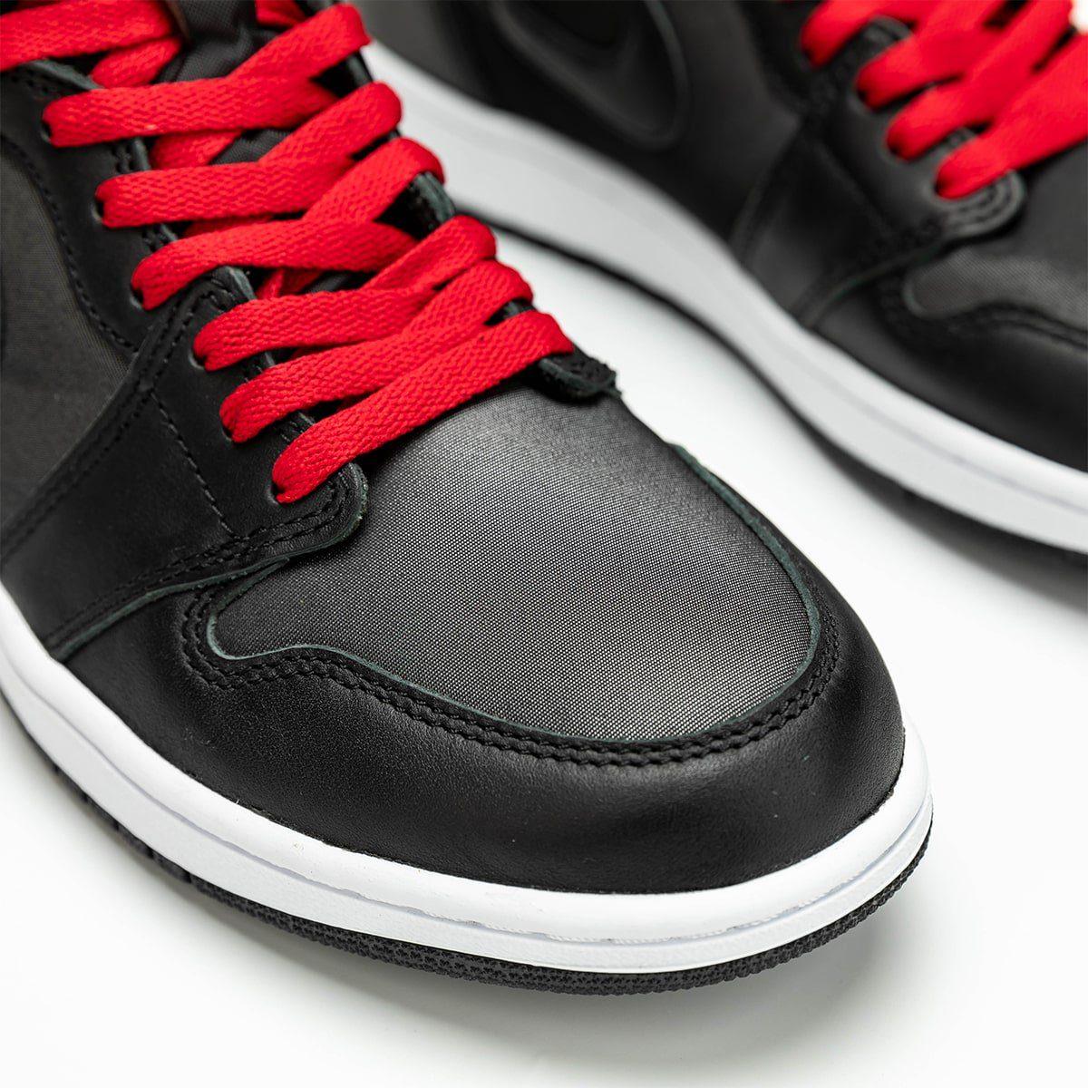 Official Look at the Air Jordan 1 Retro High OG Black Satin