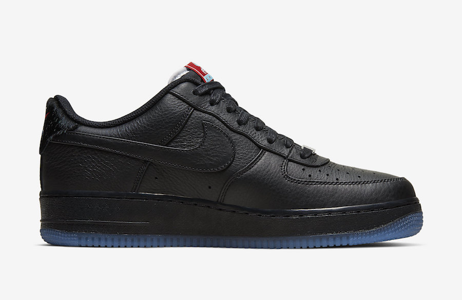Nike Air Force 1 Chicago CT1520-001 Release Date