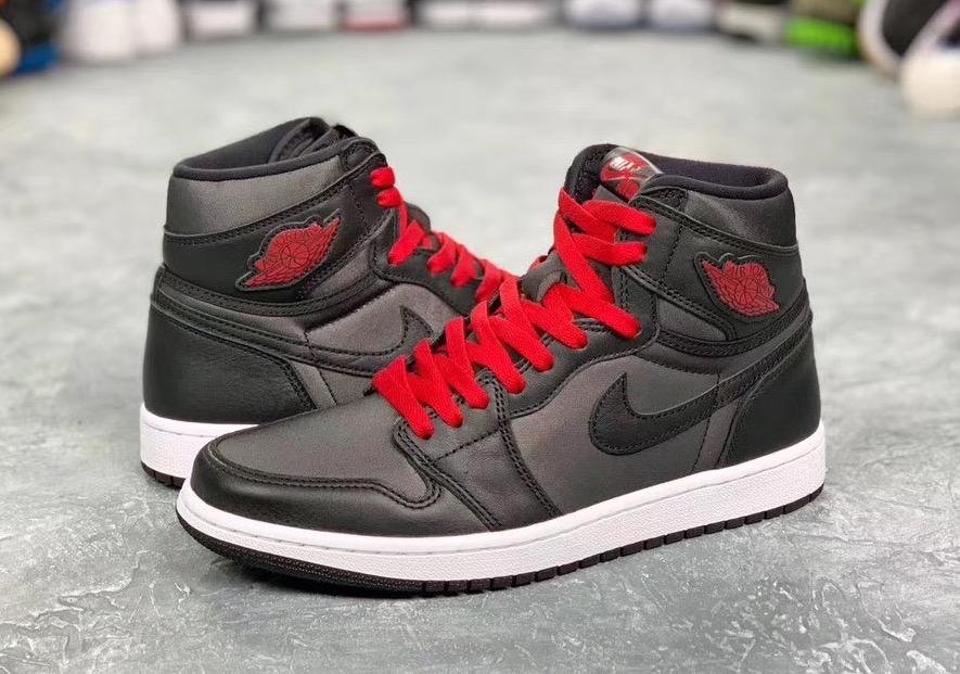 Air-Jordan-1-Black-Satin-Gym-Red-555088-060-2020-Release-Date