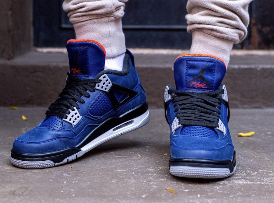 Where to buy the Air Jordan 4 WNTR Loyal Blue