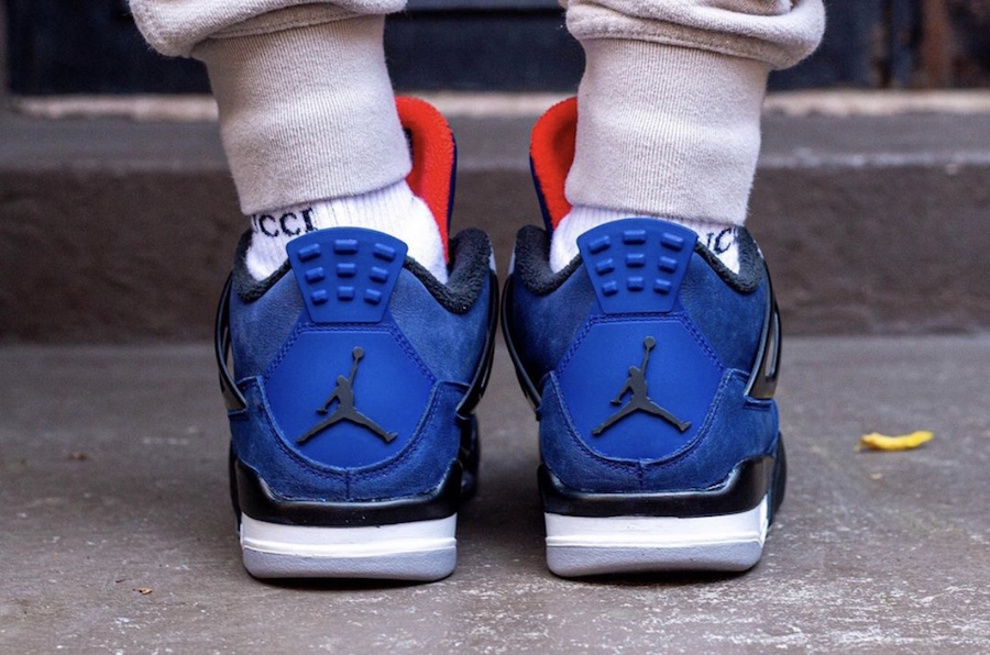 Air Jordan 4 WNTR Loyal Blue