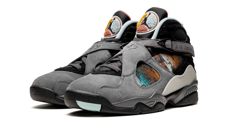 Official Photos of the Air Jordan 8 N7 'Pendleton'