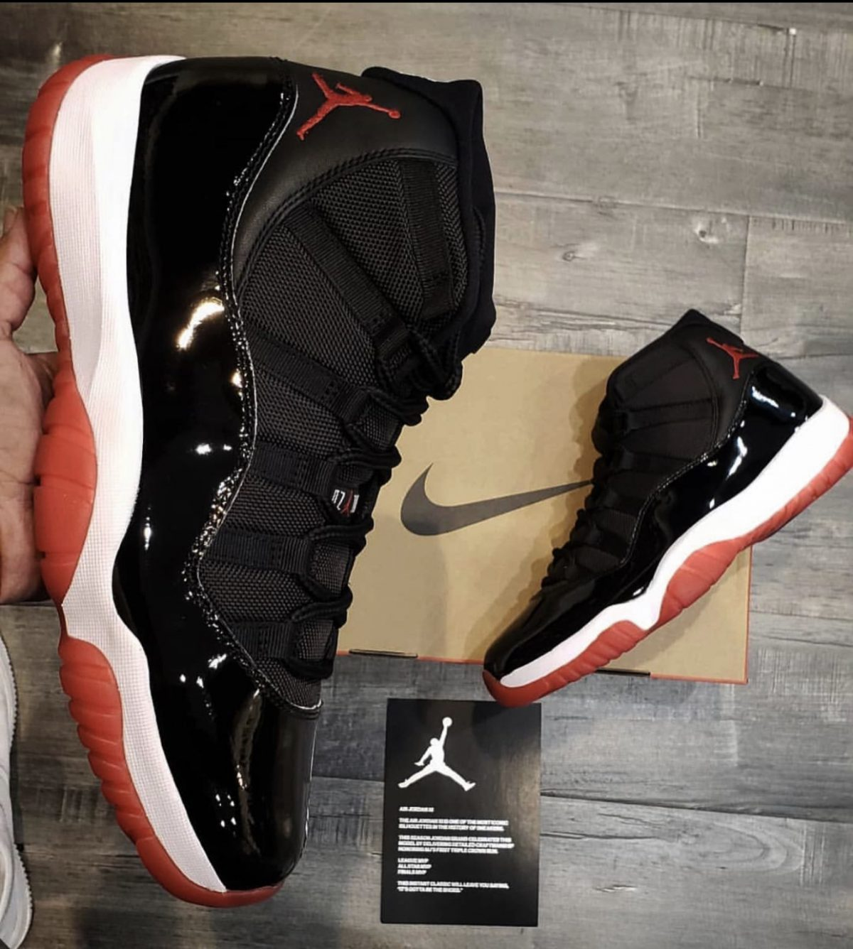 This Upcoming Air Jordan 11 'Bred' Release Will Be The Largest Release In History