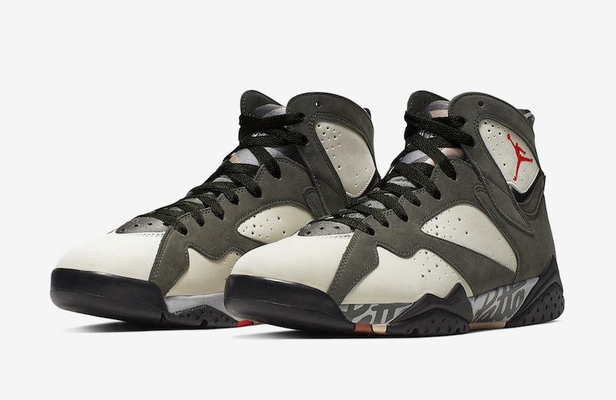 Air Jordan and Patta Link Up Again