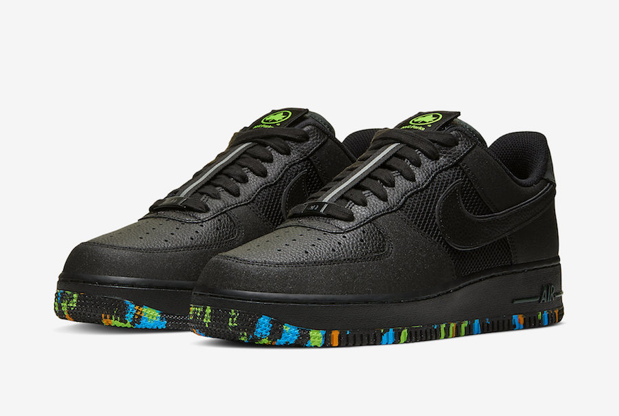 Nike Air Force 1 NYC Parks CT1518-001 Release Date