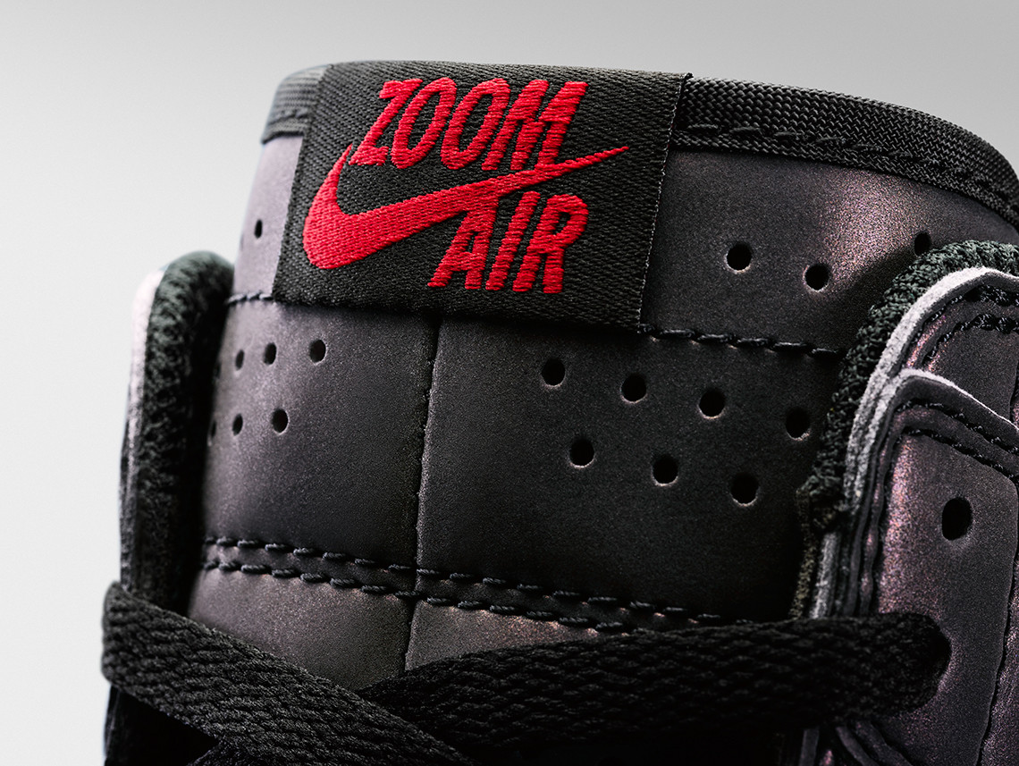 Nike adds Zoom Air Technology to the Air Jordan 1