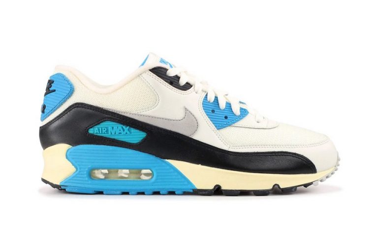 Nike Air Max 90 OG Laser Blue 2020 Release Date