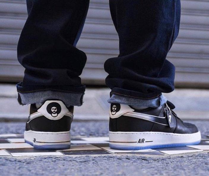 Colin Kaepernick Nike Air Force 1 Low