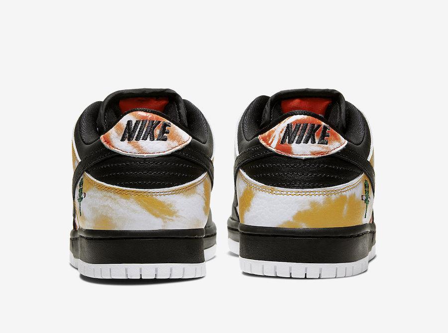 Nike Dunk SB Low Raygun Tie Dye