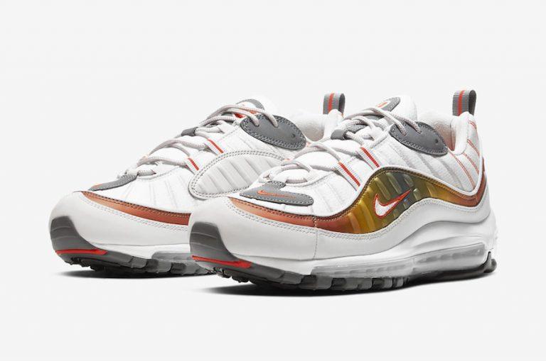 Nike Air Max 98 CD0132-002