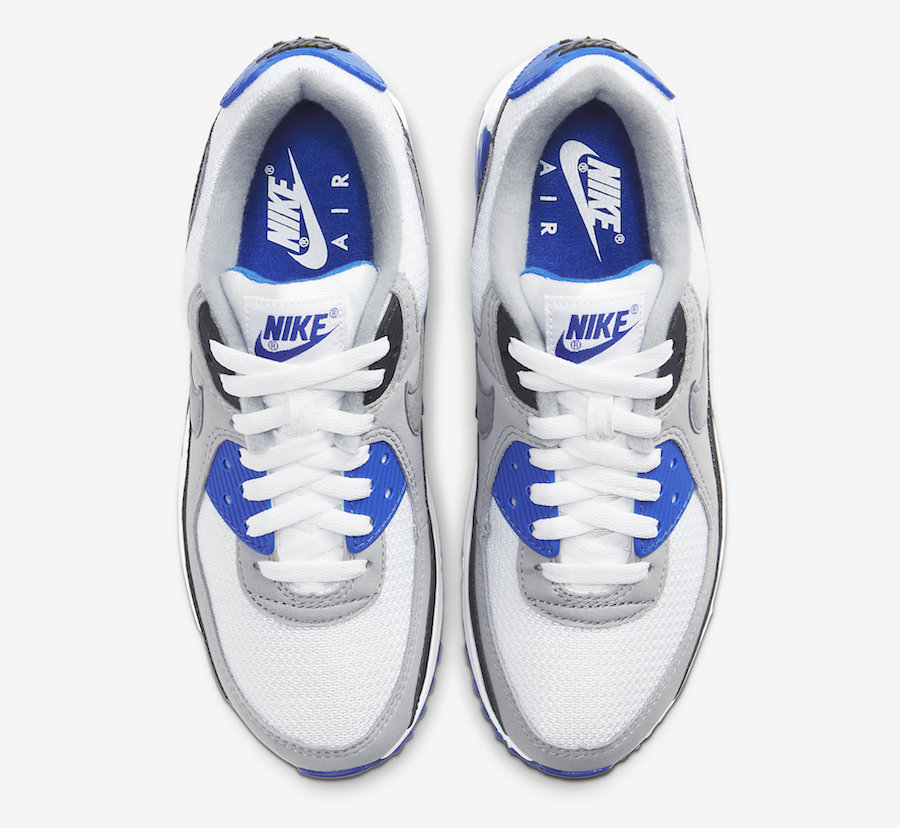 Nike Air Max 90 Royal CD0490-100 Release Date