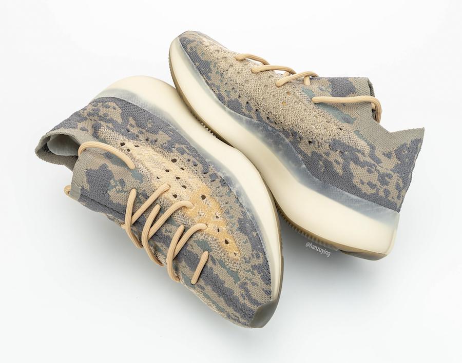 adidas Yeezy Boost 380 Mist Reflective FX9764 Release Date