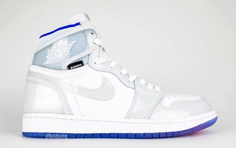 Air Jordan 1 High Zoom Racer Blue