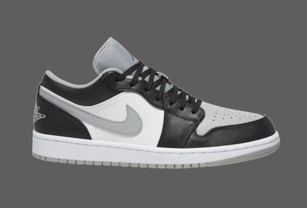 "Air Jordan 1 Low ""Light Smoke Grey"" Hitting Retailers Soon"