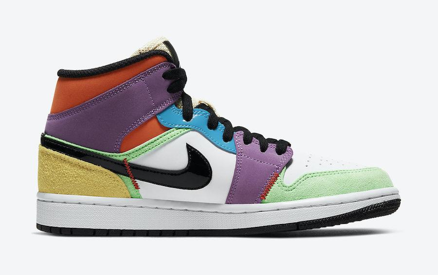 Air-Jordan-1-Mid-Multicolor-CW1140-100-Release-Date-2