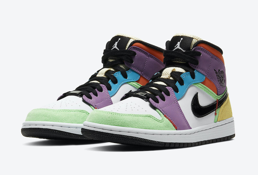 Air-Jordan-1-Mid-Multicolor-CW1140-100-Release-Date-4