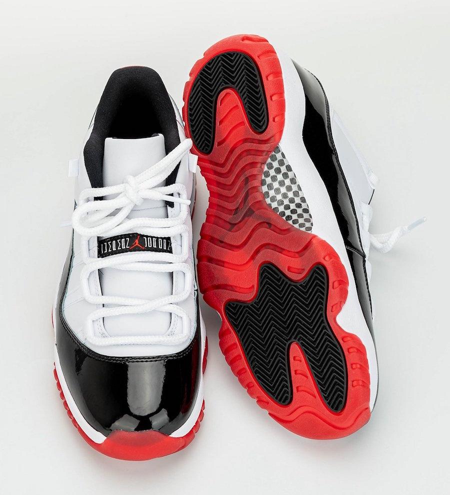 A Detailed Look the new upcoming Air Jordan 11 Low