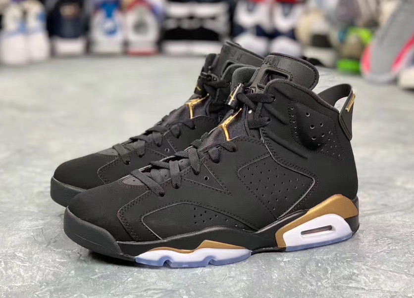 Air Jordan 6 'DMP' Now Scheduled to Release in March