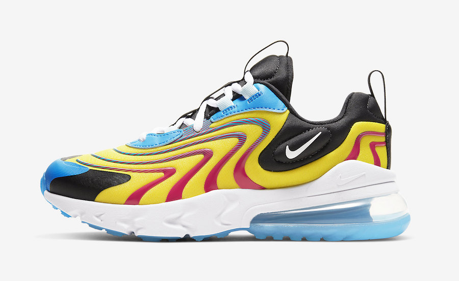 Nike Air Max 270 React 2020 CD6870-700 CD6870-600 Release Date