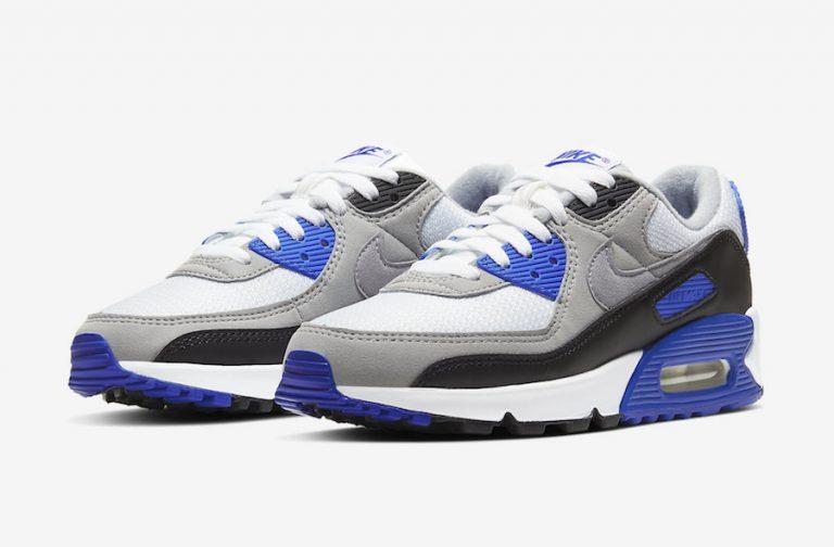 Nike Air Max 90 OG Laser Blue 2020 Release Date Sneaker