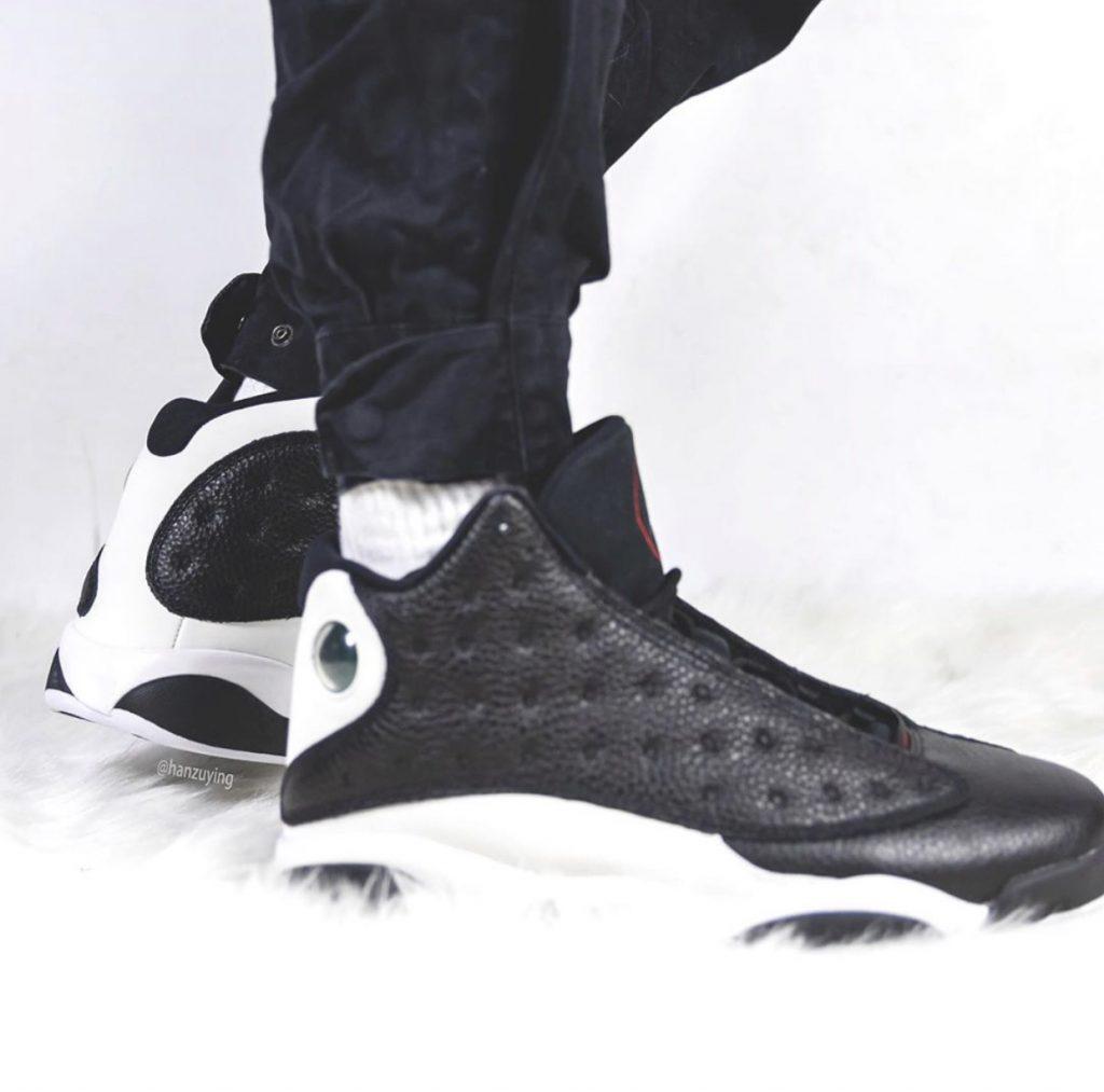 Official Look at the Air Jordan 13 Reverse He Got Game