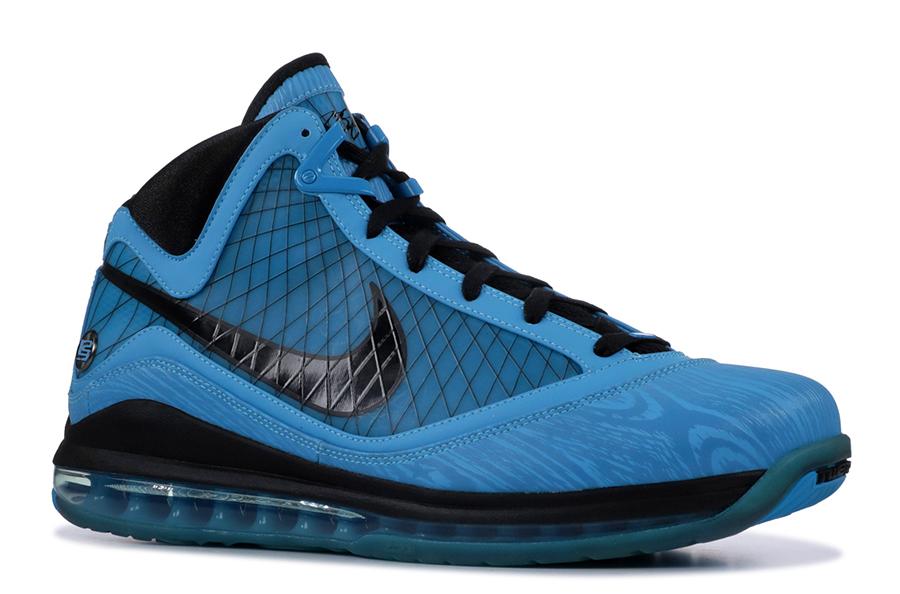 Nike Lebron 7 All Star Chlorine Blue 2020 CU5646-400 Release Date