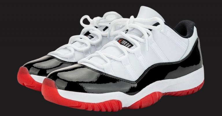 Air-Jordan-11-Low-White-University-Red-Black-True-Red-AV2187-160-2020-Release-Date-3
