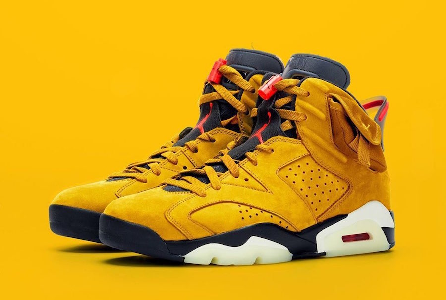 Travis-Scott-Air-Jordan-6-Yellow-Cactus-Jack