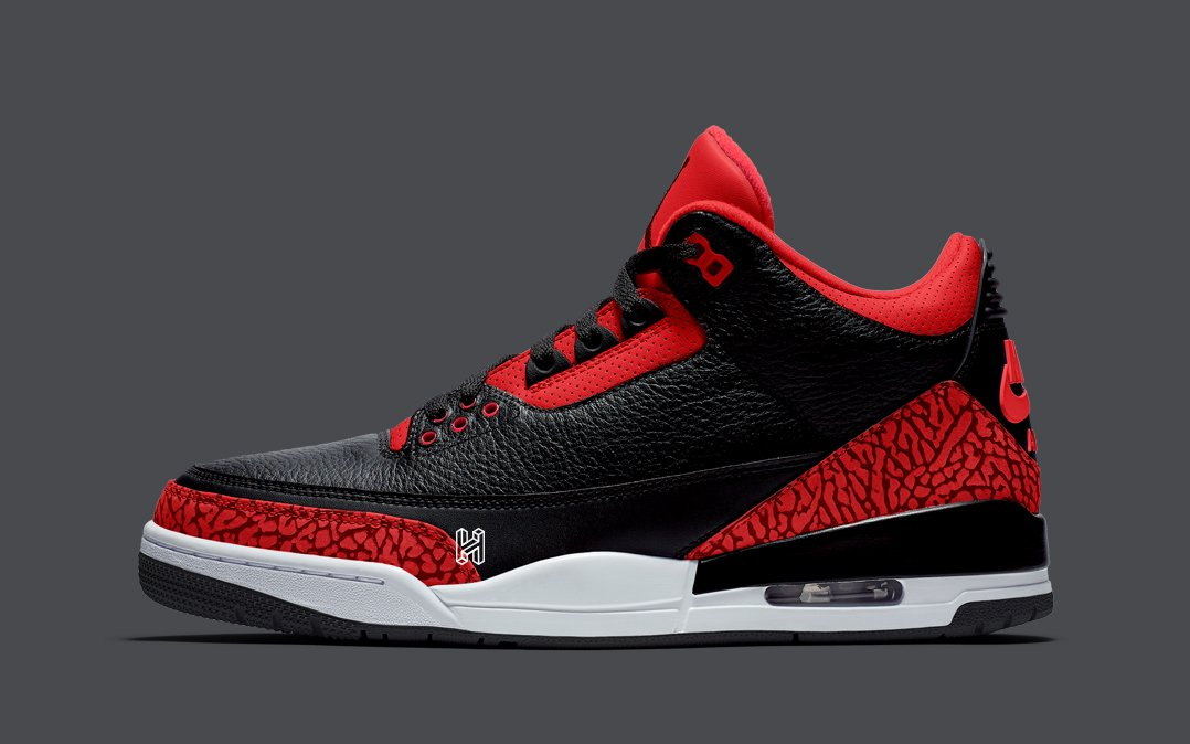 Air Jordan 3 Bred Is Needed For The