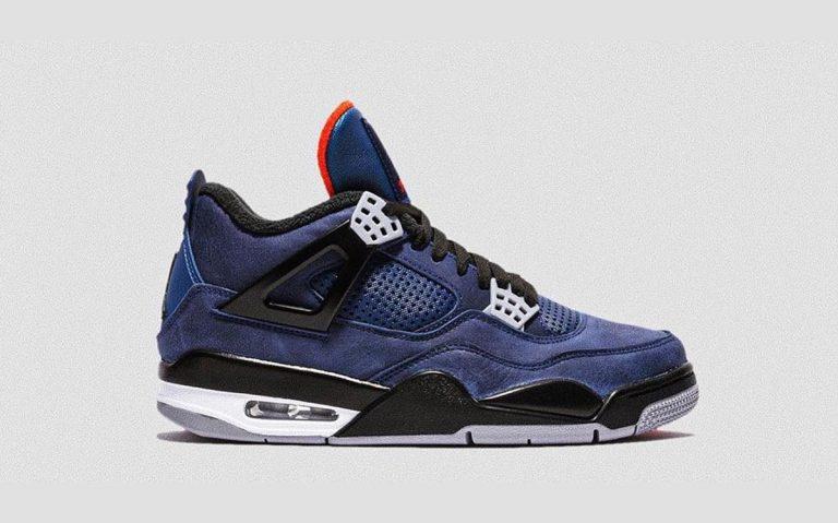 Where to buy the Air Jordan 4 WNTR Loyal Blue