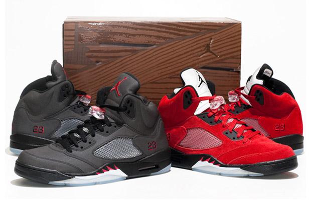 Will Jordan Brand Ever Give Us The Raging Bull Air Jordan 5 Again?