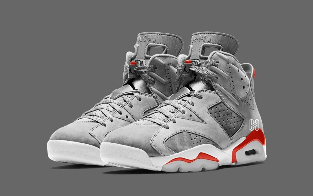 Air Jordan 6 Neutral Grey | DailySole