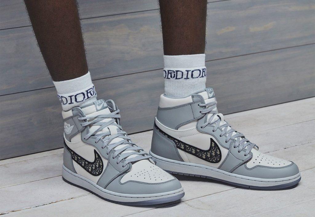 Air Jordan 1 High OG Dior Limited to 8,500 Pairs