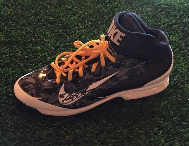 Gerrit Cole's Nike Air Camo Huarache Baseball Cleat on Sale!