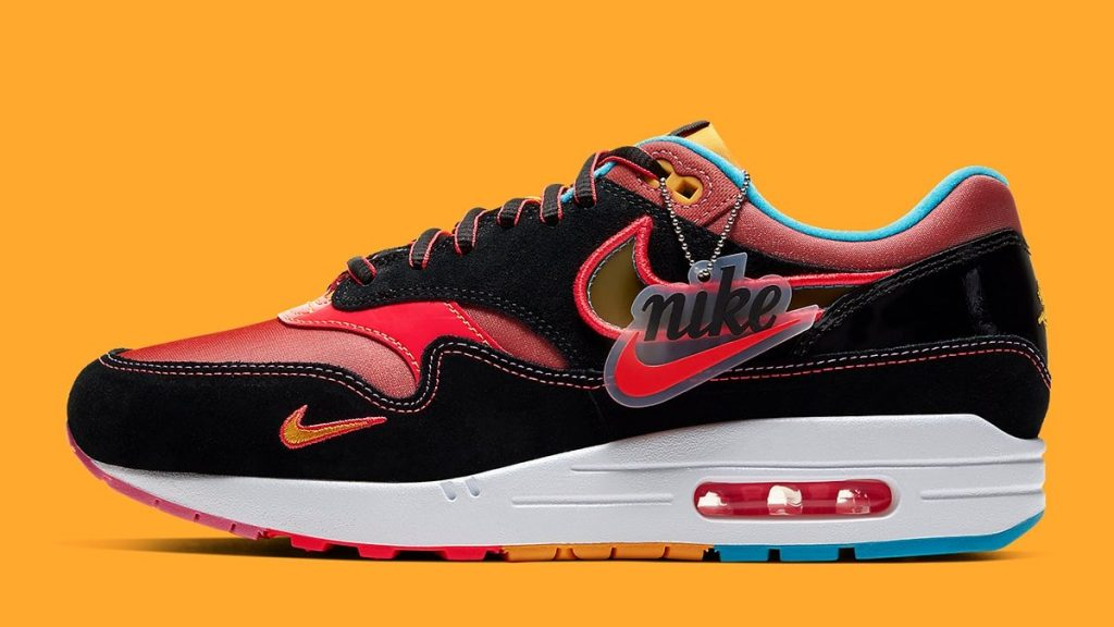 Nike Air Max 1 Chinese New Year | DailySole