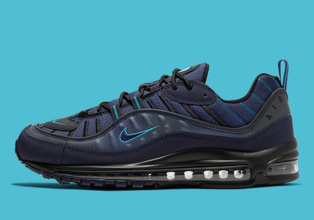 Nike Air Max 98 Dark Navy